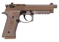 Beretta M9A3 FDE 9mm 17rd Handgun