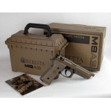 Beretta M9A3 FDE 9mm Deocker Handgun