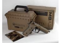 Beretta M9A3 FDE 9mm Deocker Handgun