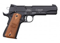 Blue Line Solutions Mauser 1911 22LR Wood Grip Handgun