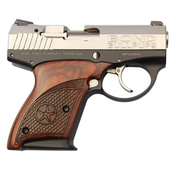 York Firearms - Bond Arms Bullpup 9 9mm 3 3