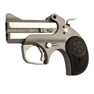 "Bond Arms Rowdy 45LC/410 3"" SS Derringer"