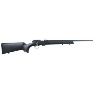 CZ USA 457 American Synthetic Suppressor Ready 22WMR Rifle