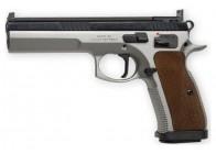 CZ 75 Tactical Sport 9mm 20rd Handgun