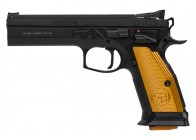 CZ 75 Tactical Sport Orange 9mm Handgun