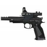 CZ USA 75 TS Czechmate 9mm 26rd Handgun
