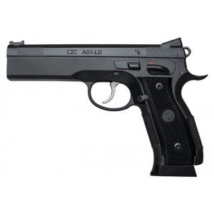 CZ Custom A01-LD 9mm Competition Handgun