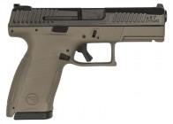 CZ USA P-10 C FDE 9mm 10rd Night Sight Handgun