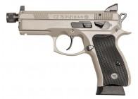 CZ P-01 9mm Omega Urban Grey Supppressor Ready Handgun
