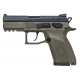 CZ P-07 9mm 15rd Omega OD Green Handgun