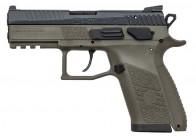 CZ P-07 9mm 15rd Omega OD Green Handgun