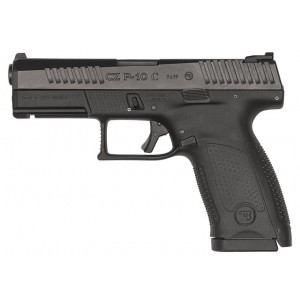 CZ USA P-10 C Compact 9mm 10rd Handgun
