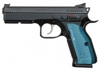 CZ 75 Shadow 2 Blue 9mm Handgun 2018 Model