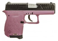 Diamondback DB9HP 9mm Pink 6rd Handgun