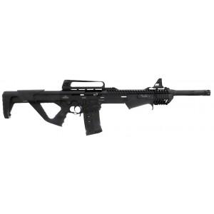 """Dickinson ERMOX XXPA-12BS 12GA Hybrid Pump/Semi 18.5"""" Shotgun"""