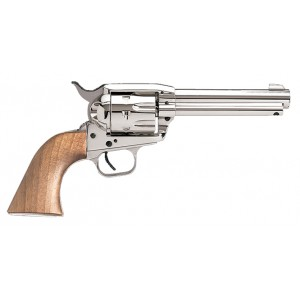 EAA Bounty Hunter 22LR/22MAG Nickel Revolver