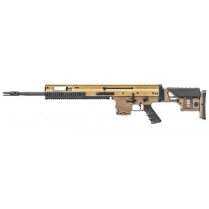 FN SCAR 20S 7.62x51 Geissele Trigger Rifle