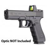 Glock 17 G4 MOS Optic Ready 9mm 10rd Handgun