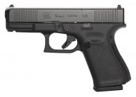 Glock 19 G5 MOS FS 9mm 15rd Optic Rdy Handgun