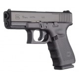 Glock 19 G4 MOS Optic Ready 9mm 15rd Handgun