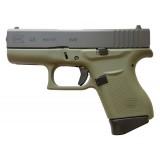Glock 43 Battlefield Green 9mm USA Handgun