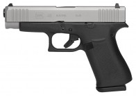 Glock G48 9mm 10rd Ameriglo Night Sight Handgun