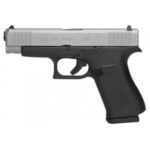Glock G48 9mm 10rd Ameriglo Night Sight Handgun