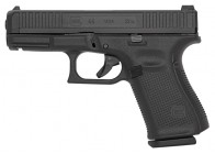 Glock 44 22LR Black 10rd Adj. Sight Handgun