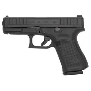 Glock 44 22LR Black 10rd Adj. Sight Handgun