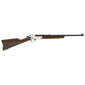 Henry Single Shot Polished Brass/Walnut 45-70 Rifle