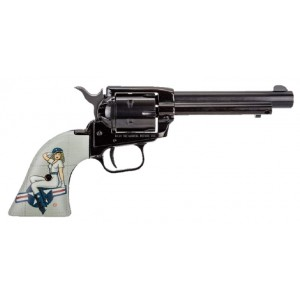 """Heritage Rough Rider 22LR 4"""" Lady Luck Pinup TALO Revolver"""