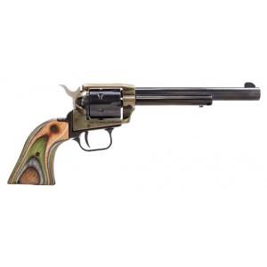 """Heritage Rough Rider 22LR 6.5"""" Color Case Revolver"""