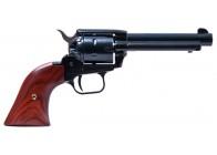 """Heritage Rough Rider 22LR 4.75"""" Blued Revolver"""