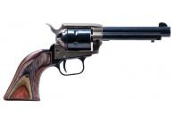 """Heritage RoughRider 22LR 4.75"""" Color Case Revolver"""