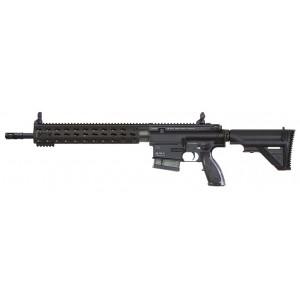 HK MR762A1 Gas Piston 7.62x51mm 10rd Keymod Rifle w/Troy Battle Sights