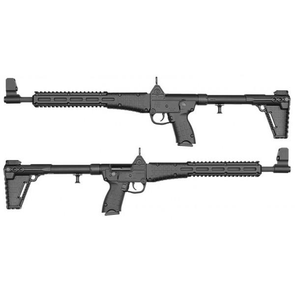 York Firearms - Kel-Tec SUB-2000 Gen2 9mm Glock 19 Mag Carbine