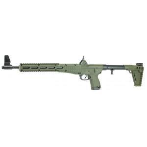 Kel-Tec SUB-2000 G2 9mm Green M&P/Multi-Mag Rifle