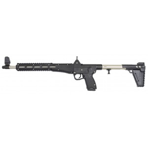Kel-Tec SUB-2000 G2 Nickel Boron 9mm Glock 17 Mag Rifle