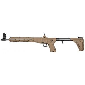 Kel-Tec SUB-2000 G2 Tan 9MM Beretta92 Mag Rifle