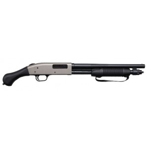 Mossberg 590 Shockwave 20ga CKSS Stainless