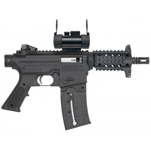 """Mossberg 715P Plinkster 22LR 6"""" 25rd Red/Green Dot Optic Pistol"""