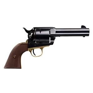 "Pietta 1873 Single Action 45LC 4.75"" Blue/Brass Revolver"