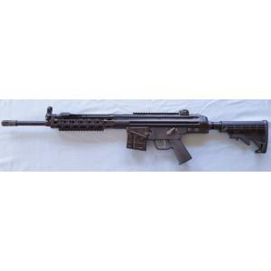 """PTR 91 KCM4R 308WIN 18"""" Railed 10rd Compliant Rifle"""