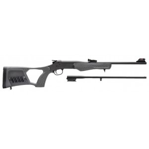Rossi Matched Pair Youth (Gray) 410/22LR Rifle