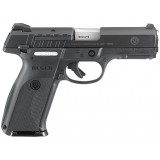 Ruger 9E Black 9mm 17rd Handgun
