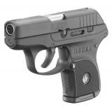 Ruger LCP 380 Black Compact 380ACP Handgun