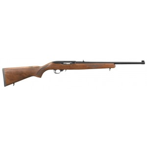 "Ruger 10/22 Walnut 22LR 18.5"" Rifle"