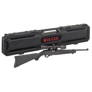 Ruger 10/22 22LR Carbine w/ Weaver Scope