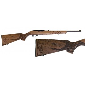 Ruger 10/22 Great White Shark TALO Rifle