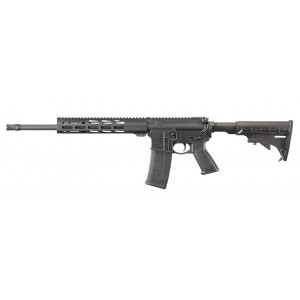 Ruger AR-556 5.56 Free Float M-Lok Rifle